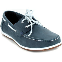 Chaussures Homme Chaussures bateau Clarks PICKWELL SAIL NAVY