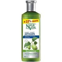 Beauté Shampooings Natur Vital Shampoing Anticaida Cuero Cabelludo Sensible
