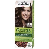 Beauté Femme Colorations Palette Natural Tinte 4.0-castaño Medio 1 u