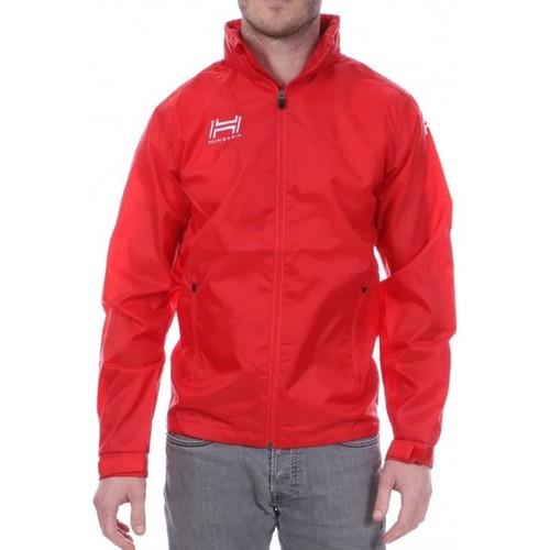 Vêtements Homme Coupes vent Hungaria H-665611-70 Rouge