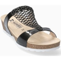 Chaussures Femme Mules Mephisto Mule cuir SOFIE Gris
