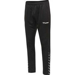 Vêtements Pantalons de survêtement Hummel Pantalon  Authentic Poly noir/blanc