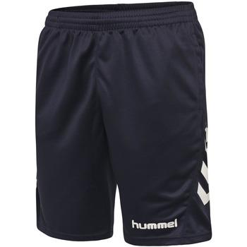 Vêtements Enfant Shorts / Bermudas Hummel Short junior  Promo bleu marine