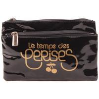 Sacs Femme Trousses Le Temps des Cerises Trousse Rumba 17 Noir/Bronze Noir