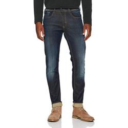 Vêtements Homme Jeans slim Kaporal Ezzy Jean Slim Stretch Homme Bleu Foncé Délavé Bleu