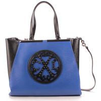 Sacs Femme Cabas / Sacs shopping Christian Lacroix Sac Cabas Royal 1 Bleu Royal/Noir