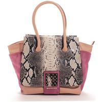 Sacs Femme Cabas / Sacs shopping Thierry Mugler Sac Cabas Amazone 1 Beige Beige