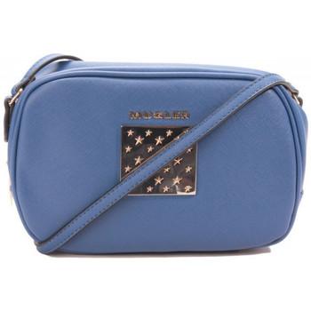 Sacs Femme Sacs Bandoulière Thierry Mugler Sac Bandoulière ECLAT 7 Bleu Bleu