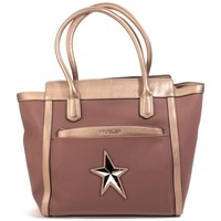 Sacs Femme Cabas / Sacs shopping Thierry Mugler Sac Cabas Exotique 2 Marron/Bronze 38