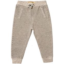 Vêtements Enfant Pantalons de survêtement Guess Pantalon de jogging Fille Gris pailletté K74Q03