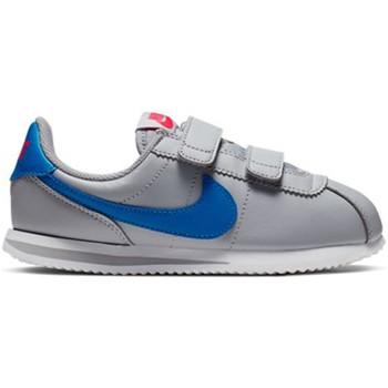 Chaussures Enfant Baskets basses Nike Basket  CORTEZ Gris