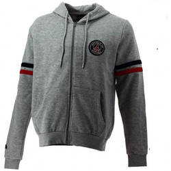 Vêtements Homme Sweats Psg Justice League Sweat PSG Justice Gris