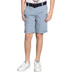 Vêtements Garçon Shorts / Bermudas Deeluxe Short ELIAZ Azur