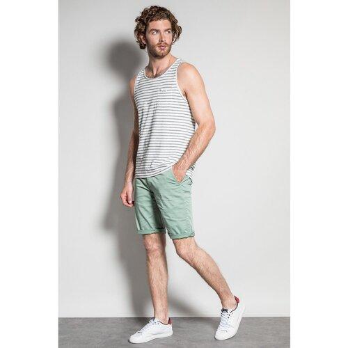 Short VARTY Deeluxe shorts / bermudas homme green tea