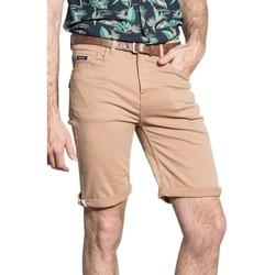 Vêtements Homme Shorts / Bermudas Deeluxe Short CITY Camel