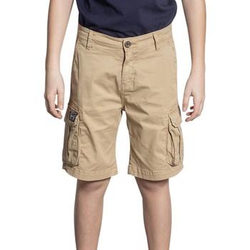 Vêtements Garçon Shorts / Bermudas Deeluxe Short SLOG Light Beige