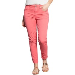 Vêtements Femme Chinos / Carrots Deeluxe Pantalon POLY Light Cherry