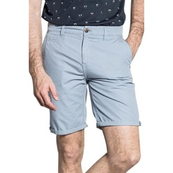 Vêtements Homme Shorts / Bermudas Deeluxe Short ELIAZ Azur