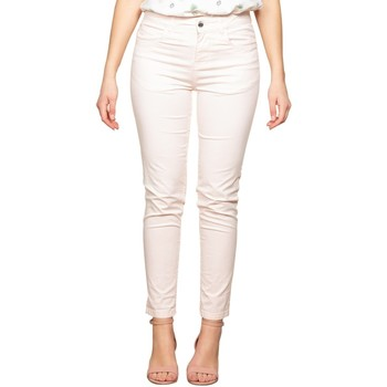 Vêtements Femme Chinos / Carrots Deeluxe Pantalon POLY Pearl