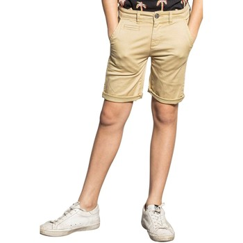Vêtements Garçon Shorts / Bermudas Deeluxe Short VARTY Sahara
