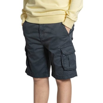 Vêtements Garçon Shorts / Bermudas Deeluxe Short SLOG Indigo Blue