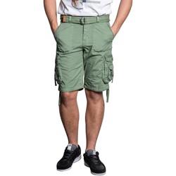 Vêtements Homme Shorts / Bermudas Deeluxe Short HEAVEN Cactus