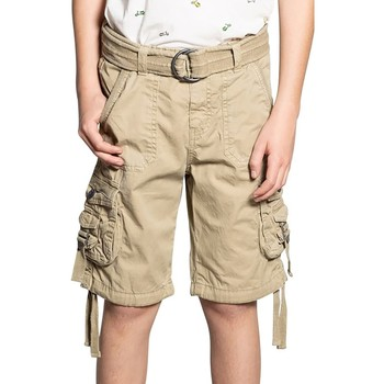 Vêtements Garçon Shorts / Bermudas Deeluxe Short HEAVEN Beige