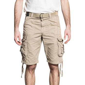 Vêtements Homme Shorts / Bermudas Deeluxe Short HEAVEN Beige