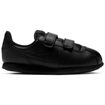 Chaussures Enfant Baskets basses Nike Basket  CORTEZ Noir