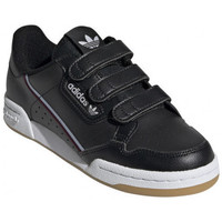 Chaussures Enfant Baskets basses adidas Originals Basket  CONTINENTAL 80 Junior Noir