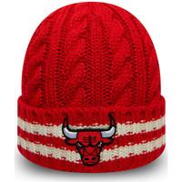 Accessoires textile Homme Bonnets New-Era Bonnet  NBA Rouge