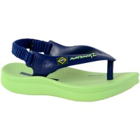 Chaussures Fille Tongs Ipanema Anat Soft Green/Blue
