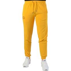 Vêtements Homme Pantalons de survêtement Russell Athletic Jogging Iconic Cuffed Pant GOLD FUSION