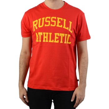 Vêtements Homme T-shirts manches courtes Russell Athletic Iconic S/S Tee True Red
