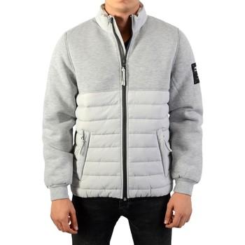 Vêtements Homme Doudounes Pepe jeans Barine Misty Grey