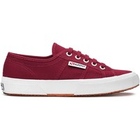 Chaussures Baskets basses Superga Basket 2750 Cotu Classic Red Dark Scarlet