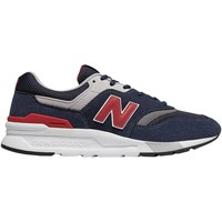 Chaussures Baskets basses New Balance Basket CM997H Navy/Red