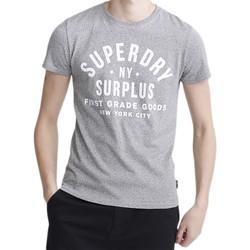 Vêtements Homme T-shirts manches courtes Superdry Surplus Goods Classic Graphic Speckle Grift