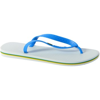 Chaussures Homme Tongs Ipanema classic brasil White Blue