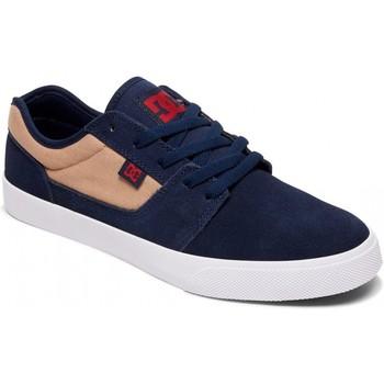 Chaussures Homme Chaussures de Skate DC Shoes TONIK navy Bleu