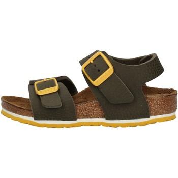Chaussures Garçon Chaussures aquatiques Birkenstock - New york verde 1015754 VERDE
