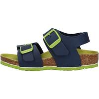Chaussures Garçon Chaussures aquatiques Birkenstock - New york blu 1015756 BLU