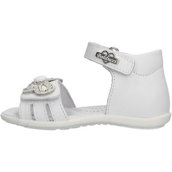 Chaussures Garçon Sandales et Nu-pieds Balducci - Sandalo bianco CITA3851 BIANCO