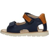 Chaussures Garçon Sandales et Nu-pieds Balducci - Sandalo blu CITA3551 BLU