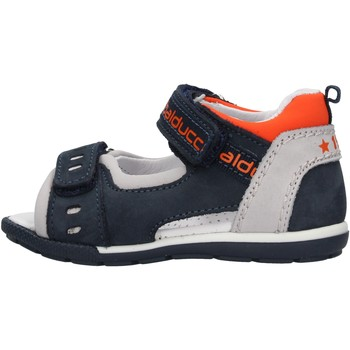 Chaussures Garçon Sandales et Nu-pieds Balducci - Sandalo blu CITA3602 BLU