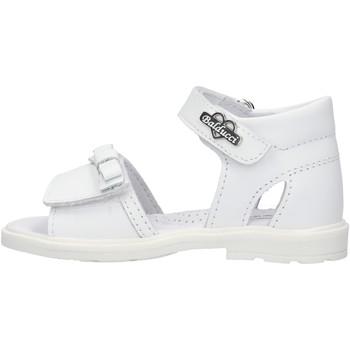 Chaussures Garçon Sandales et Nu-pieds Balducci - Sandalo bianco CITA3457 BIANCA