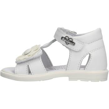 Chaussures Garçon Sandales et Nu-pieds Balducci - Sandalo bianco CITA3456 BIANCA