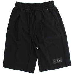 Vêtements Garçon Shorts / Bermudas Richmond Kids RBP20009BE Noir