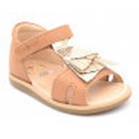 Chaussures Fille Sandales et Nu-pieds Shoo Pom tity falls Marron