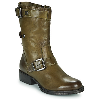 Chaussures Femme Boots Dream in Green NARAMEL Gris